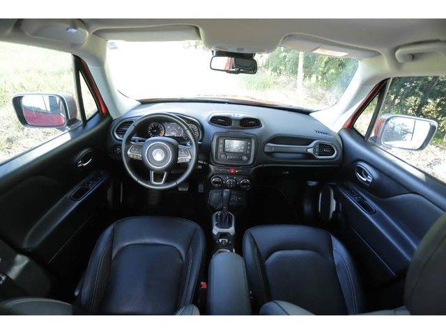 Jeep Renegade LIMITED 1.8 FLEX AUT. - Foto 9