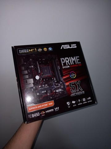 Computador Gamer/Home Office - SSD/HD/Ryzen/16GB  - Foto 2