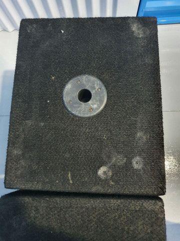 Caixas de subgrave vazias (Cubo) - Foto 3