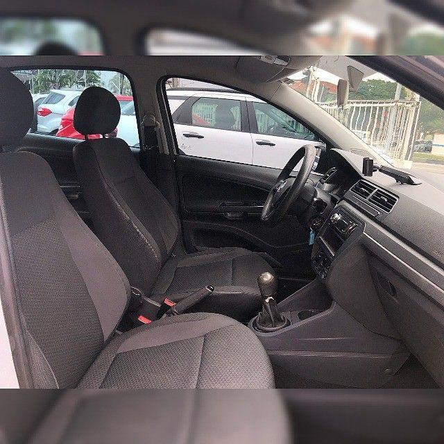 Volkswagen Voyage Trendline 1.6 2018 com GNV - Foto 8
