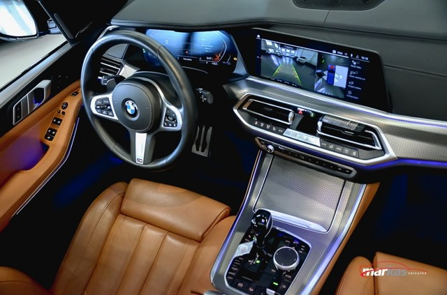 BMW X5 M XDRIVE30D MSPORT 265HP 30 MIL KM UNICO DONO 4P - Foto 17