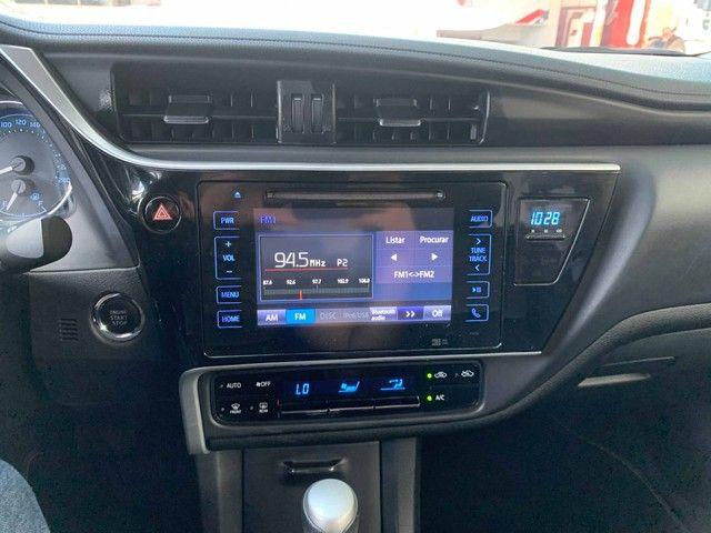 COROLLA 2018/2019 2.0 XEI 16V FLEX 4P AUTOMÁTICO - Foto 16