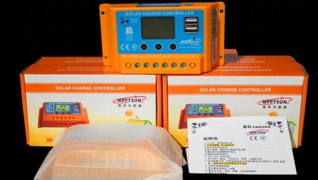 controlador de carga solar 30a tecnologia alemã,12v/24v automático - Foto 4
