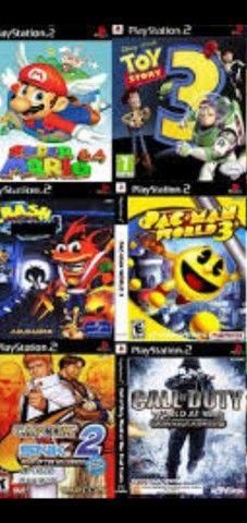 Jogos de Playstation 2 ,todos testados antes da entrega - Foto 2