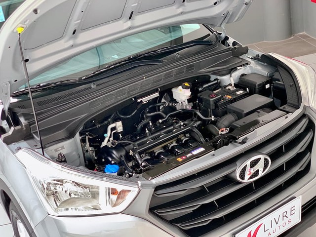 HYUNDAI CRETA 1.6 PULSE PLUS AUT - Foto 10