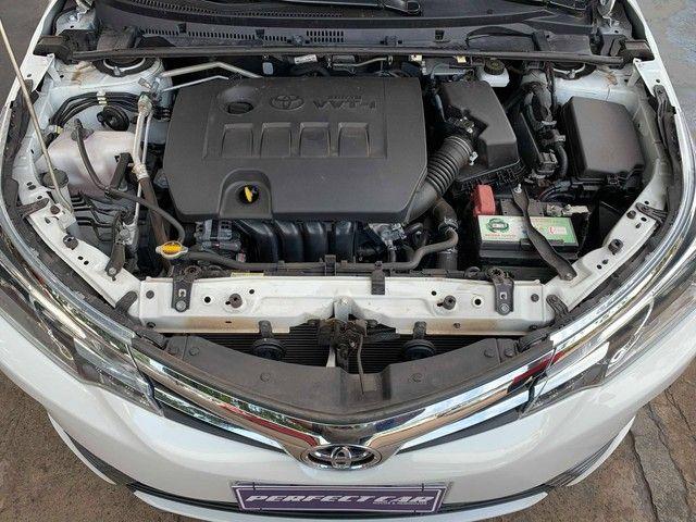 COROLLA 2018/2019 2.0 XEI 16V FLEX 4P AUTOMÁTICO - Foto 10