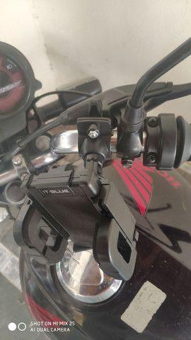 Suporte telefone para moto ou bicicleta  - Foto 3