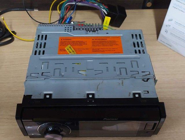 Dvd Pioneer Avh-8780avbt  com Bluetooth