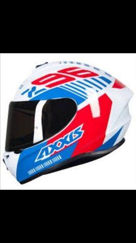 Vendo capacete Axxis Draken 96 - Foto 3