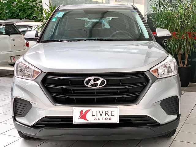 HYUNDAI CRETA 1.6 PULSE PLUS AUT - Foto 2