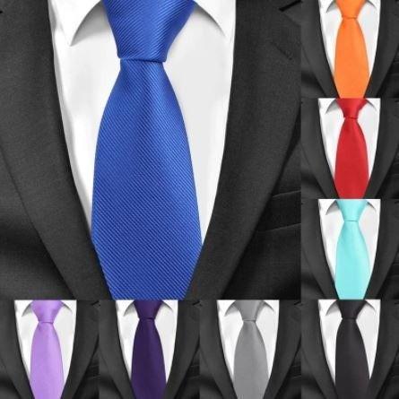 Gravatas Slim Fit para Eventos Trabalho Festas