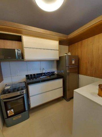 Apartamento com 2 dormitórios à venda, 56 m² por R$ 428.000,00 - Benfica - Fortaleza/CE - Foto 8