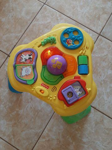 Mesinha de atividades infantil Fisher Price - Foto 4