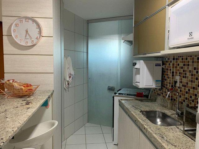 Apartamento no Geisel, 02 quartos - Móveis Projetados - Foto 5