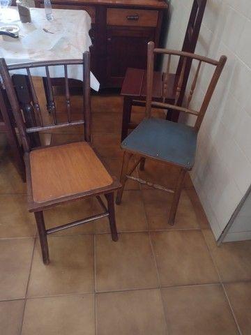 Cadeiras e bule - Foto 3