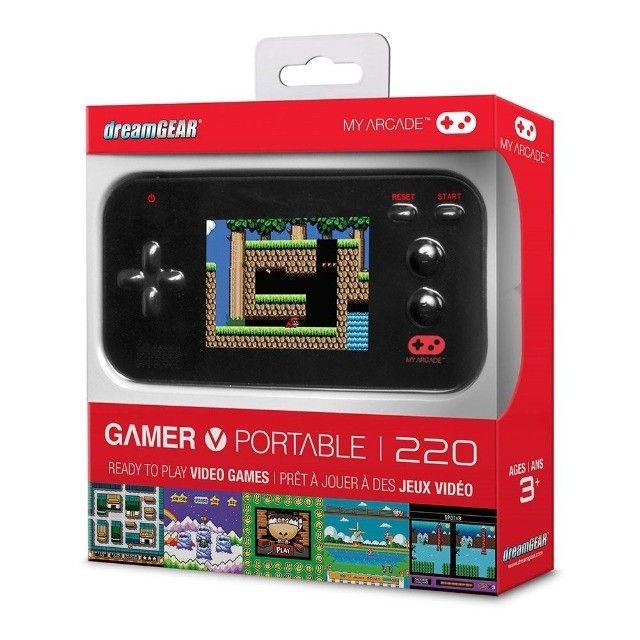 Console DreamGear My Arcade 2573 - com 220 Jogos  - Foto 2