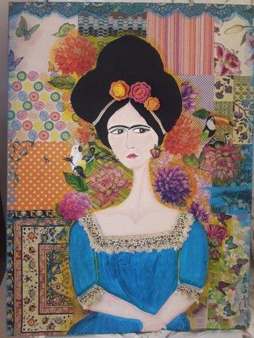 Quadro Frida  - Foto 3