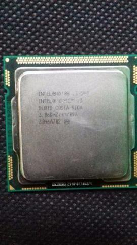 2 Processadores i3+Cooler+Fonte+Cooler+Leitor de DVD