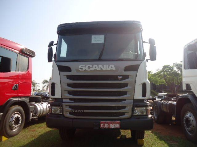 G 470 6X4 Boogie Pesado 2011