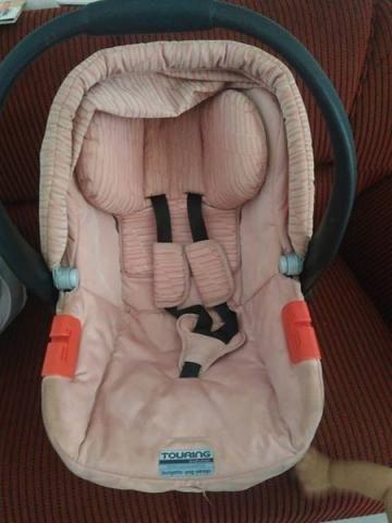 Bebê Conforto, Disquinho e Suporte para Banheira (sem banheira)