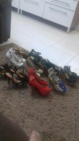 Sapatos: saltos lindos