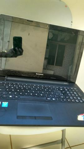 Notebook Lenovo semi novo (urgente)