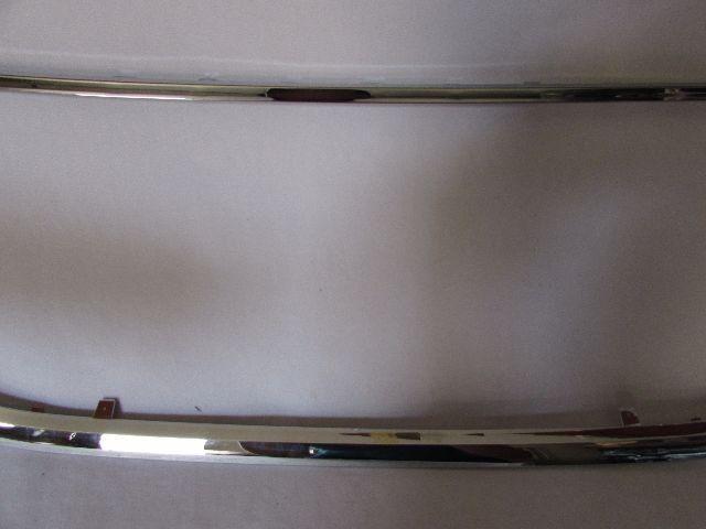 Friso Cromado Grade Dianteiro Parachoque C3 2008 2009 A 2011 - Foto 3