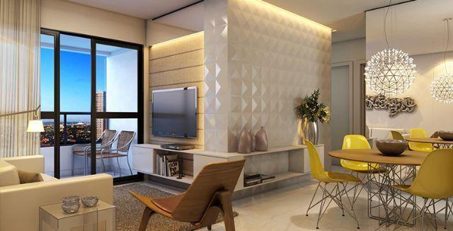 Lindo Apartamento em Casa Amarela, 3 Qts, Suíte, Varanda, Piscina