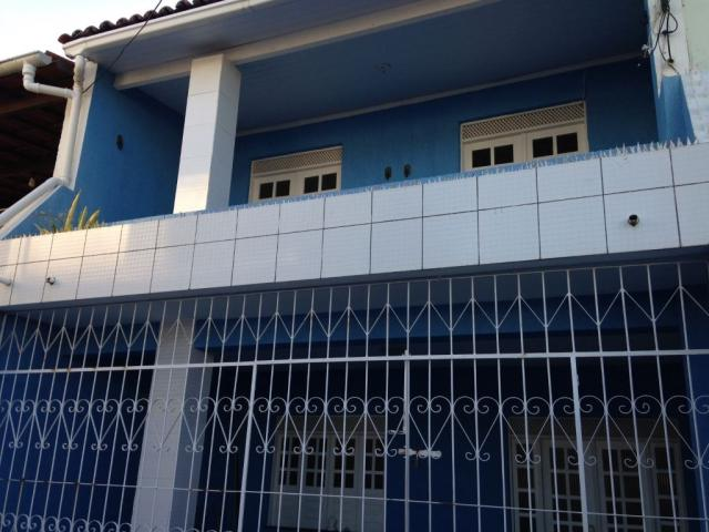 Casa de condomínio à venda com 3 dormitórios em Stella maris, Salvador cod:27-IM273348