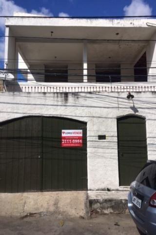 Casa à venda com 4 dormitórios em Pernambués, Salvador cod:27-IM241197