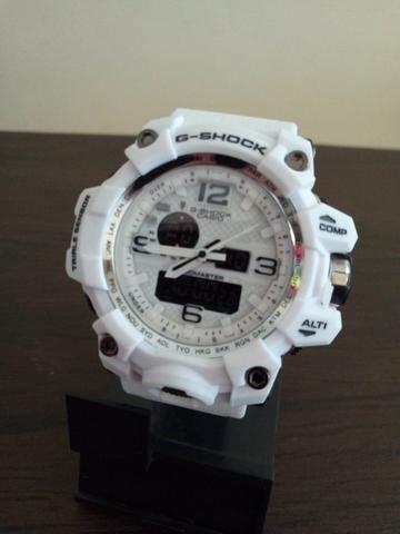 15b3f0b76d5 Relógio Casio G-Shock Wr20bar a prova Linha Premium AAA+