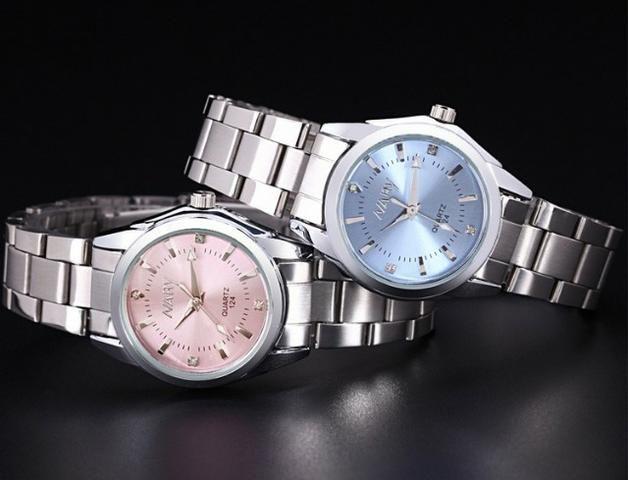 cfd15860cd3 Relógio de pulso Nary - Original - Feminino - Pronta entrega ...