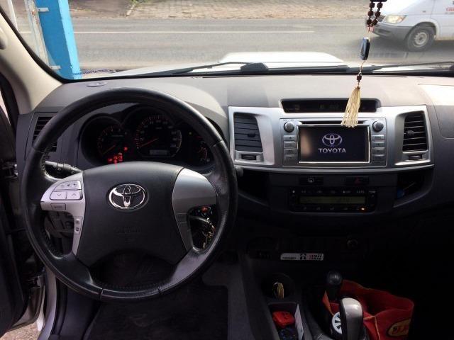 Toyota Hilux CD 4X4 automática 3.0 , SRV linda , placa A