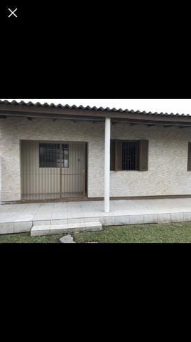 Casa com terreno grande em nova Santa Rita