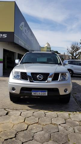 FRONTIER CD LE 2.5 4X4 Ano 2010