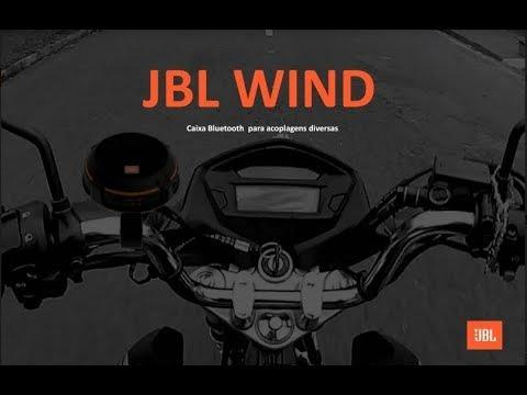 Oferta Caixa Bluetooth JBL Wind Original - Foto 5