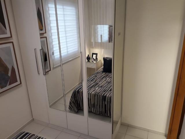 Apartamento com 2 quartas, varanda, elevador no centro de Paulista - Foto 2