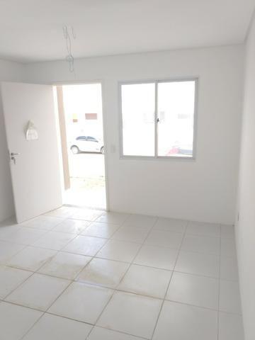 Casa 2 quartos, pronta pra morar no bairro de Rendeiras - Financiamento Caixa - Foto 7
