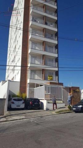 Apartamento à venda, 53 m² por r$ 185.000,00 - jardim satélite - são josé dos campos/sp