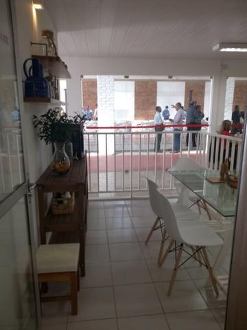 Apartamento com 2 quartas, varanda, elevador no centro de Paulista - Foto 20