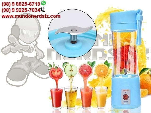 Mini Liquidificador Portátil Recarregável Juice Cup em São Luís MA