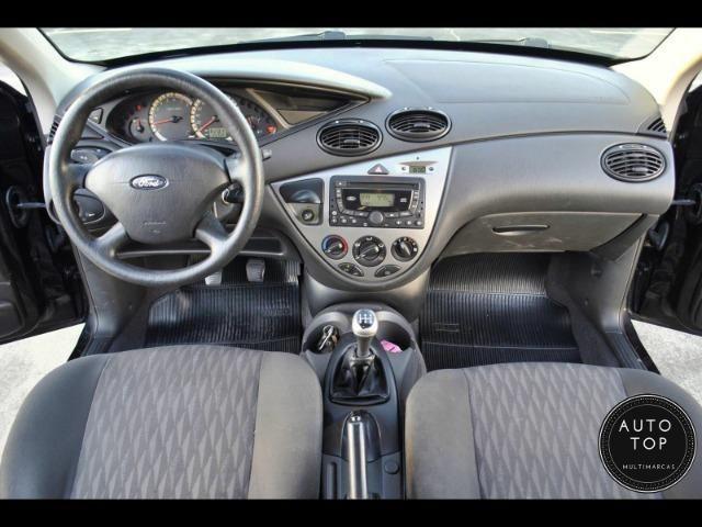 Ford Focus sedan GLX mec. 2007 *top*impecável*duvido igual*lindo - Foto 3