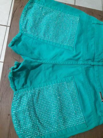 Desapego shorts - Foto 4