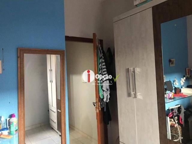 Casa com 3 dormitórios à venda, 91 m² por r$ 175.000,00 - loteamento residencial américa - - Foto 20