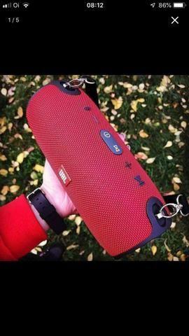Caixa De Som JBL Xtreme Super Bass Bluetooth Celular Android iOS Música