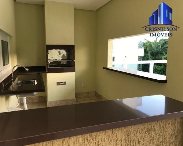 Casa à venda alphaville salvador ii, nova, r$ 2.190.000,00, piscina, espaço gourmet, área  - Foto 4
