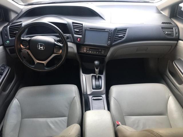 HONDA CIVIC 2014/2015 1.8 LXS 16V FLEX 4P AUTOMÁTICO - Foto 7