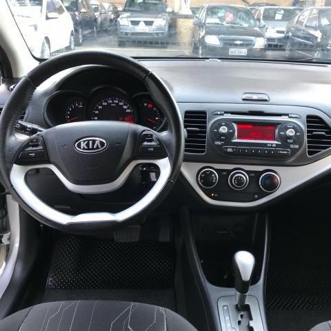 KIA PICANTO 2012/2013 1.0 EX 12V FLEX 4P AUTOMÁTICO - Foto 5