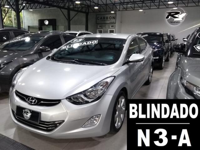 HYUNDAI ELANTRA 2012/2013 1.8 GLS 16V GASOLINA 4P AUTOMÁTICO