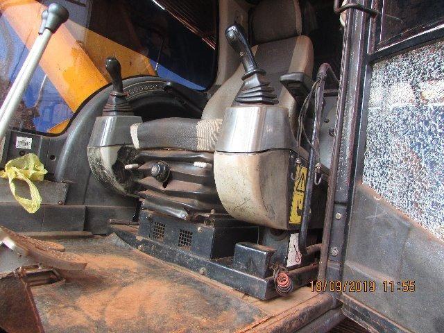 Escavadeira Hidraulica JCB - Foto 10